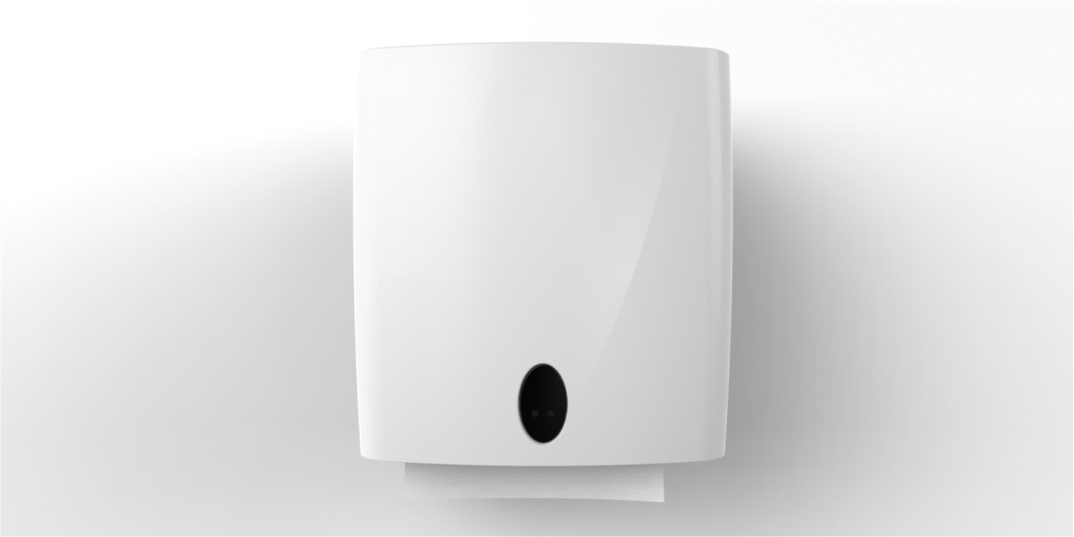 mollia Electronic Towel Dispenser