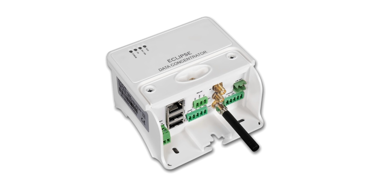 ECL.DC 3G/Ethernet/RF Data Concentrator