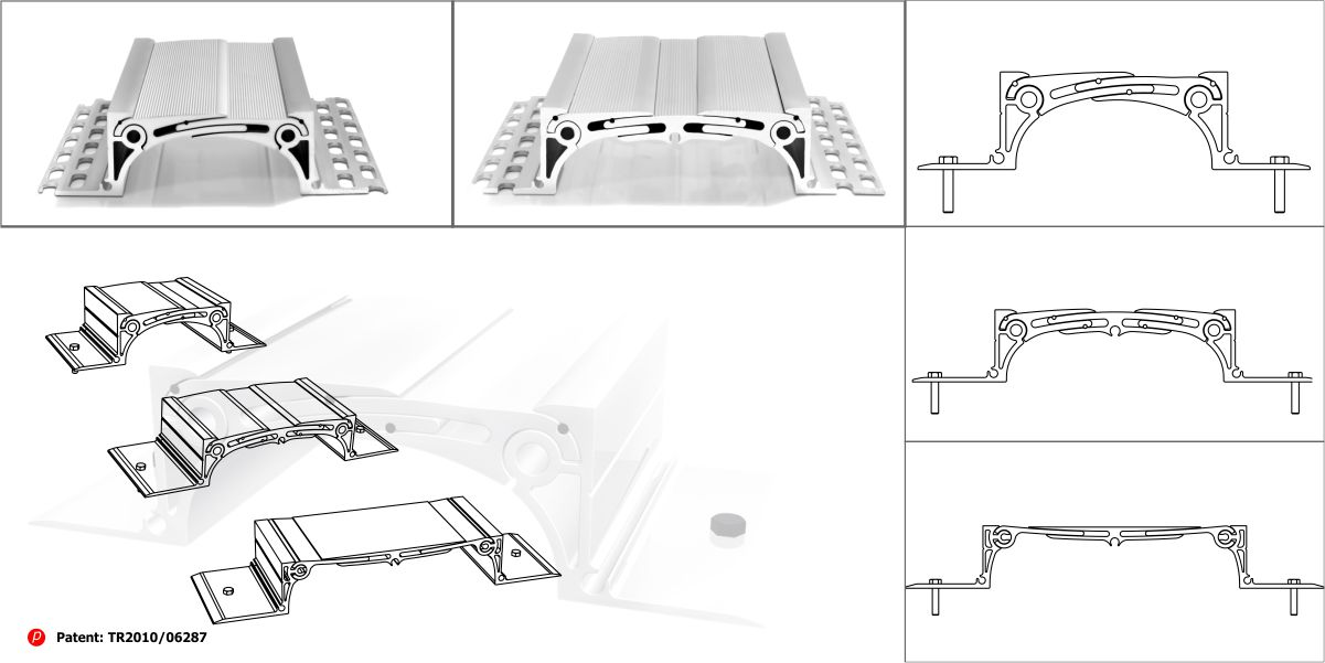 ASPROFIL  Expansion Joint Systems